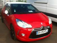 CITROEN DS3  1.6 thp 150ch sport chic   d'occasion