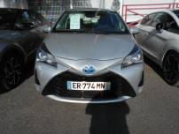 TOYOTA YARIS  100h Chic 5p   d'occasion