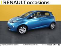 RENAULT ZOE  Intens charge normale R90   d'occasion