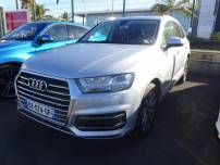 AUDI Q7  3.0 V6 TDI 272ch clean diesel Avus Extended quattro Tiptronic 5 places   d'occasion