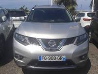 NISSAN x-trail  2.0 dCi 177ch Tekna All-Mode 4x4-i Xtronic 7 places   d'occasion