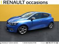 RENAULT CLIO  1.2 tce 120ch gt edc eco²   d'occasion