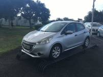 PEUGEOT 208  208 1.4 HDI 68CH BVM5 ACCESS   d'occasion