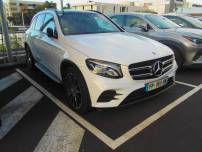 MERCEDES-BENZ GLC Coupe  250 d 204ch Fascination 4Matic 9G-Tronic Euro6c   d'occasion