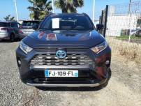 TOYOTA RAV4  Hybride 218ch Collection 2WD   d'occasion