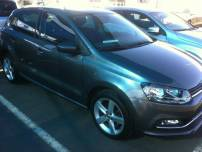 VOLKSWAGEN POLO  1.2 tsi 90ch bluemotion technology confortline dsg7 5p   d'occasion