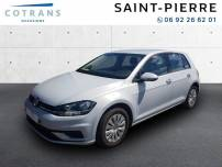 VOLKSWAGEN GOLF  1.6 TDI 115ch BlueMotion Technology FAP Trendline 5p   d'occasion