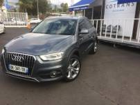 AUDI Q3  2.0 TDI 140ch Urban Cross   d'occasion
