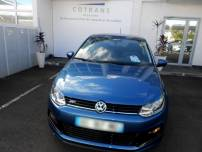 VOLKSWAGEN POLO  1.4 tdi 90ch bluemotion technology r line 3p   d'occasion