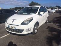 RENAULT GRAND SCENIC III  GRAND SCÉNIC III DCI 110 FAP ECO2 AUTHENTIQUE EURO 5 7 PL 2011   d'occasion