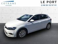 VOLKSWAGEN POLO  1.0 80ch Trendline Euro6d-T   d'occasion