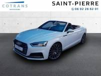AUDI A5 Cabriolet  2.0 TFSI 252ch ultra S line quattro S tronic 7   d'occasion