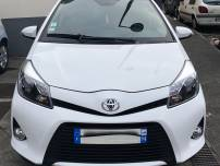 TOYOTA YARIS  HYBRIDE 100H   d'occasion