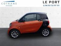 SMART fortwo coupe  71ch passion   d'occasion