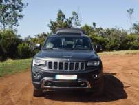 JEEP GRAND CHEROKEE  3.0 v6 crd 250ch overland bva8   d'occasion