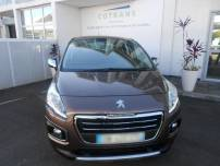 PEUGEOT 3008  1.6 hdi115 fap style ii   d'occasion