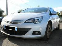 OPEL ASTRA   d'occasion