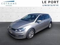 VOLKSWAGEN GOLF  1.6 TDI 105 FAP BlueMotion Technology Confortline DSG7 5p   d'occasion
