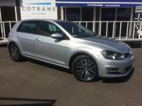 VOLKSWAGEN GOLF  1.2 TSI 110ch BlueMotion Technology Confortline DSG7 5p   d'occasion