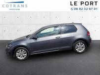 VOLKSWAGEN GOLF  1.4 TSI 125ch BlueMotion Technology First Edition 3p   d'occasion