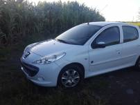 PEUGEOT 206 +  1.4 HDI 70Ch Diesel   d'occasion