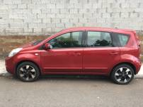 NISSAN NOTE   d'occasion
