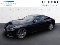 BMW serie 4 coupe  420d 190ch   d'occasion