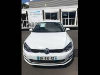 VOLKSWAGEN GOLF  1.6 TDI 90ch BlueMotion Technology FAP Trendline 5p   d'occasion