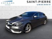 MERCEDES CLA Shooting Brake  220 d Fascination 7G-DCT   d'occasion