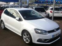 VOLKSWAGEN POLO  1.2 TSI 110ch BlueMotion Technology Carat 3p   d'occasion