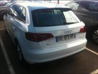 AUDI A3  1.4 TFSI 125ch Attraction   d'occasion