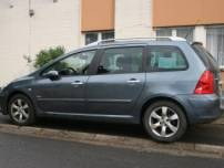 PEUGEOT 307  SW - 2.0 HDi110 Pack   d'occasion