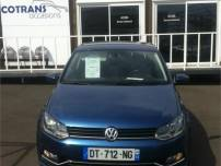 VOLKSWAGEN POLO  1.4 tdi 90ch bluemotion technology carat 3p   d'occasion