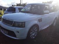LAND ROVER RANGE ROVER SPORT   d'occasion