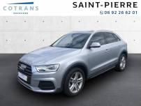 AUDI Q3  2.0 TDI 150ch Ambition Luxe S tronic 7   d'occasion