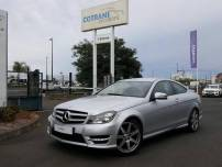 MERCEDES-BENZ classe c coupe  220 cdi fascination   d'occasion