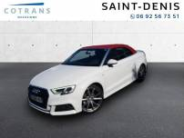 AUDI A3 Cabriolet  1.4 TFSI CoD 150ch S line S tronic 7   d'occasion