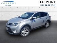 TOYOTA RAV4  124 D-4D AWD Business   d'occasion