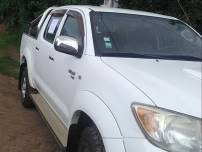 TOYOTA hilux   d'occasion