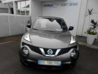 NISSAN JUKE  1.5 dci 110ch design edition   d'occasion