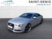 AUDI A5  2.0 TDI 190ch clean diesel S line Multitronic Euro6   d'occasion
