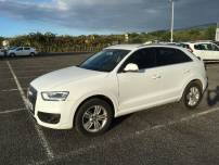 AUDI Q3  Q3 2.0 TDI 140 CH AMBITION LUXE   d'occasion