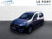 PEUGEOT PARTNER TEPEE  1.6 bluehdi 100ch outdoor s&s   d'occasion