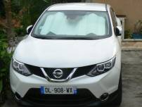 NISSAN QASHQAI  1.6 dCi 130 FAP Connect Edition Stop&Start   d'occasion