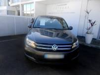 VOLKSWAGEN TIGUAN  2.0 TDI 110ch BlueMotion Technology FAP Carat   d'occasion