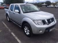 NISSAN navara  PICK UP KING CAB 2.5 dCi 190 Double Cab SE   d'occasion