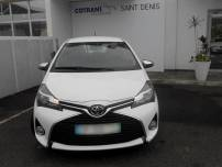 TOYOTA YARIS  90 d-4d skyblue 5p   d'occasion