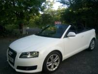 AUDI A3 Cabriolet  Ambition luxe   d'occasion