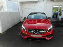 MERCEDES-BENZ CLASSE A  200 d Fascination 7G-DCT   d'occasion