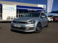 VOLKSWAGEN GOLF  1.6 TDI 105ch BlueMotion Technology FAP Trendline DSG7 5p   d'occasion